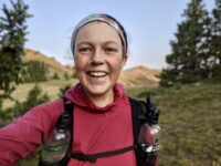 Mikaela Osler Post-Colorado Trail Women's Self-Supported Fastest Known Time Interview