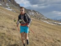Mike McKnight Post-Colorado Trail Men's Supported Fastest Known Time Interview