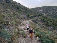 Trail Running in San Diego, California
