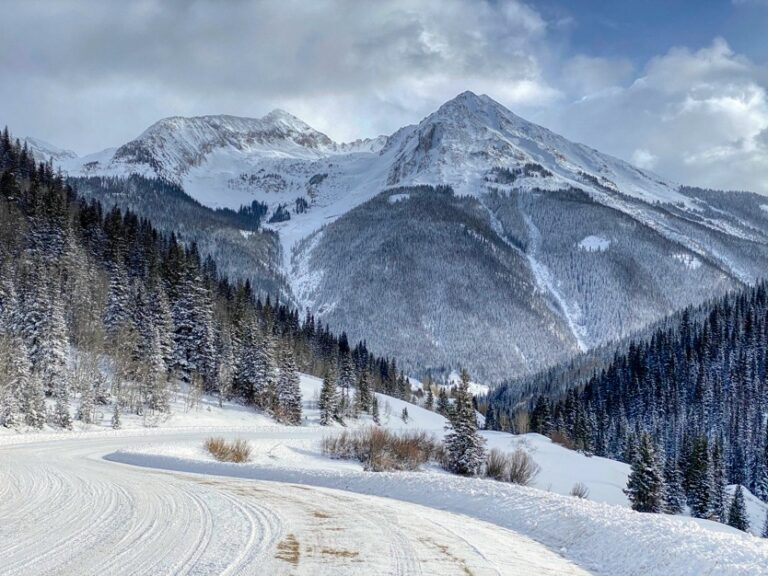Pre-Basing - Silverton Winter