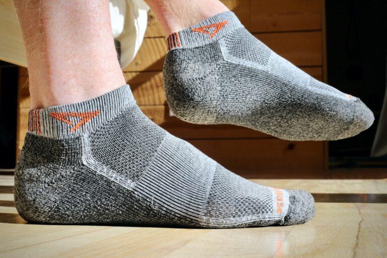 Drymax Extra Protection Running Mini Crew Socks