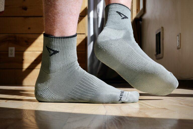 Drymax Trail Running 1/4 Crew Socks
