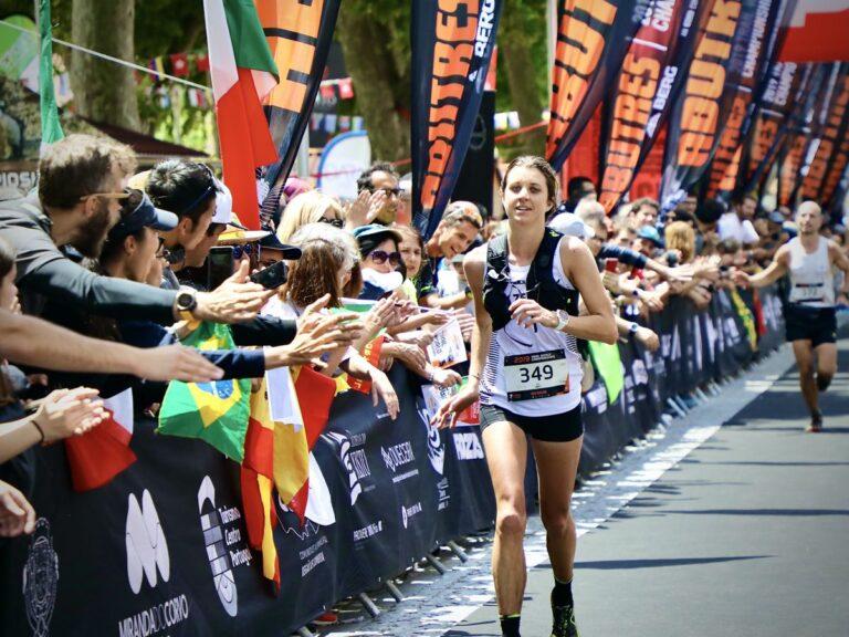Ruth Croft - 2019 Trail World Championships 2nd place