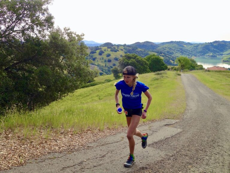 Ashley Erba - 2015 Lake Sonoma 50 Mile