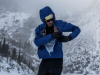 Patagonia Storm Racer Jacket and Peak Mission Gloves Review