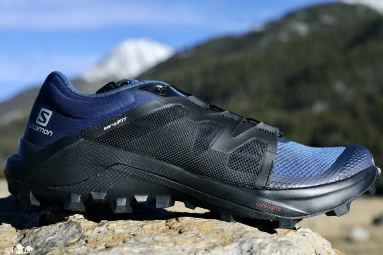 Salomon Wildcross lateral view