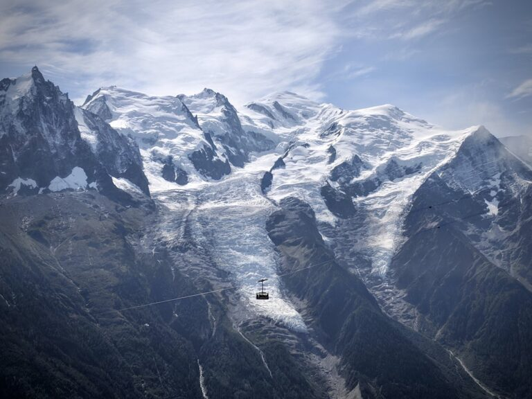 Mont Blanc - Chamonix France