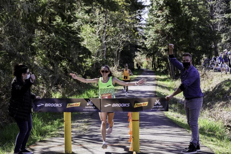 Des Linden - 50k World Record - Brooks Running
