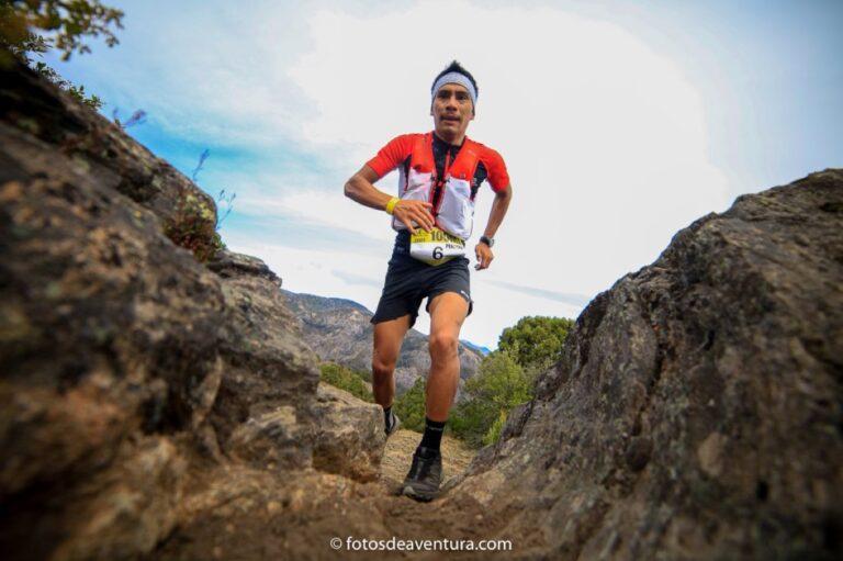 Sergio Pereyra - 2021 Patagonia Run 100 Mile Champion