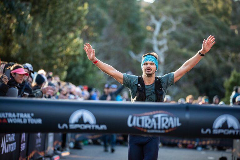 Matthew Pellow - 2021 Ultra-Trail Australia 100k champion