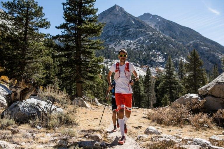Francois D'haene - 2017 John Muir Trail FKT 4