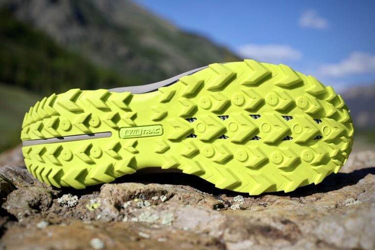 Saucony Peregrine 11 outsole