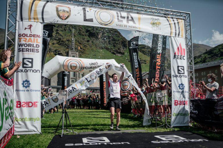 Stian Angermund - 2021 Olla de Nuria champion
