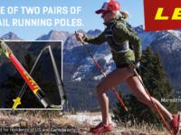 LEKI Micro Trail Race Pole Giveaway (U.S. and Canada Only)