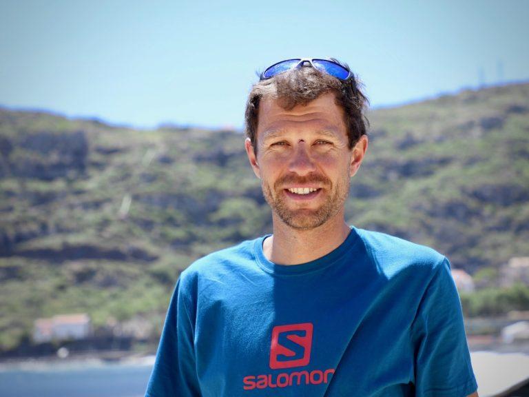 Francois D'haene - 2019 Madeira Island Ultra-Trail champion