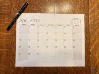 How to Build Your Own Training Schedule