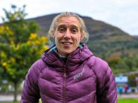 Victoria Wilkinson Post-2018 Ring of Steall Skyrace Interview