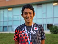 Takehiko Gyoba Post-2018 IAU 100k World Championships Interview