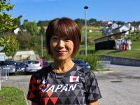 Mai Fujisawa Post-2018 IAU 100k World Championships Interview