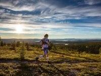 Trail Running in Finland