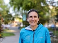 Gina Slaby Pre-2018 Lake Sonoma 50 Mile Interview