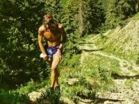 Kyle Skaggs And The 2008 Hardrock 100