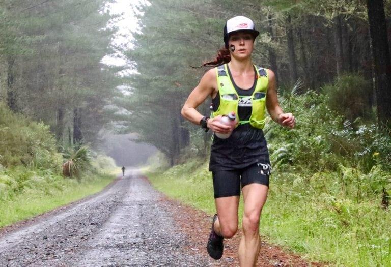 Amanda Basham - 2018 Tarawera Ultra second place