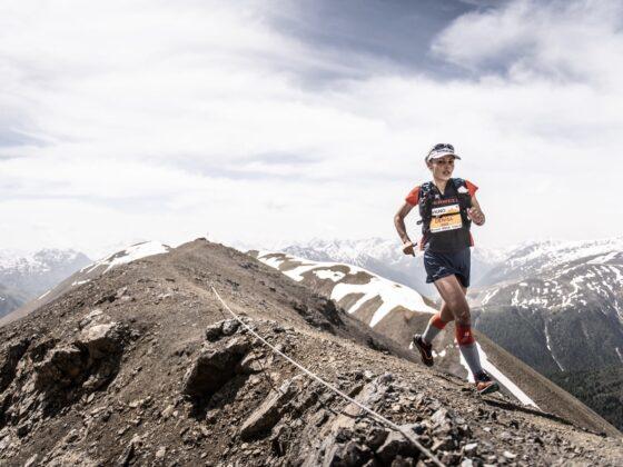 Denisa Dragomir - 2021 Livigno Skymarathon champion