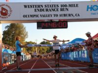 2021 Western States 100 Men's Podium Finishes and Interviews