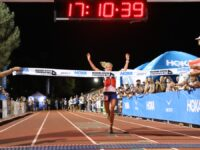 2021 Western States 100 Women's Podium Finishes and Interviews