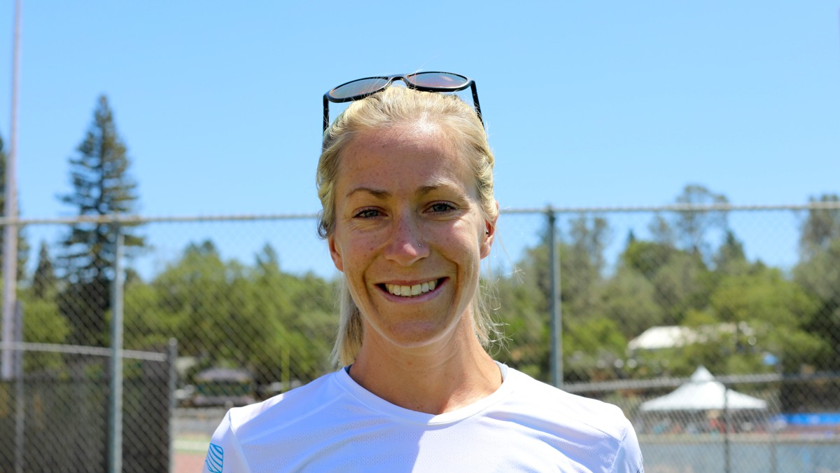 2021 Western States 100 - Beth Pascall