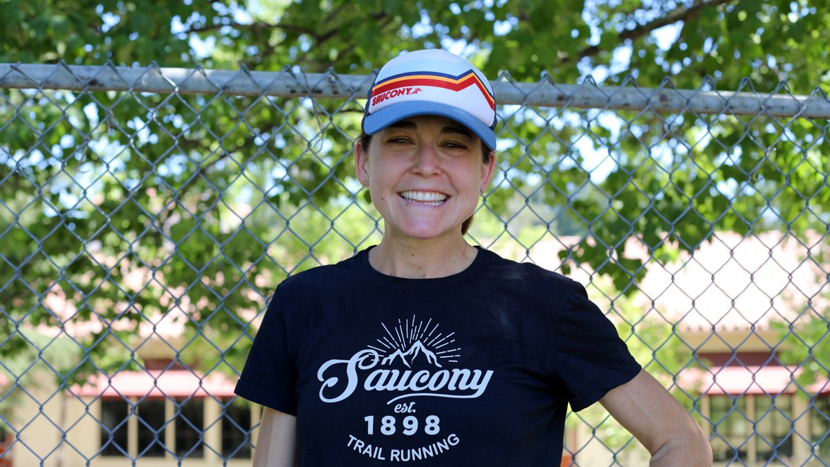 2021 Western States 100 - Katie Asmuth