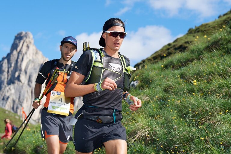 Hannes Namberger - 2021 Lavaredo Ultra Trail champion