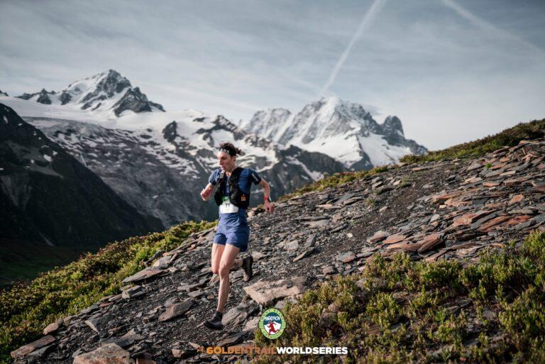 Maude Mathys - 2021 Marathon du Mont Blanc champion