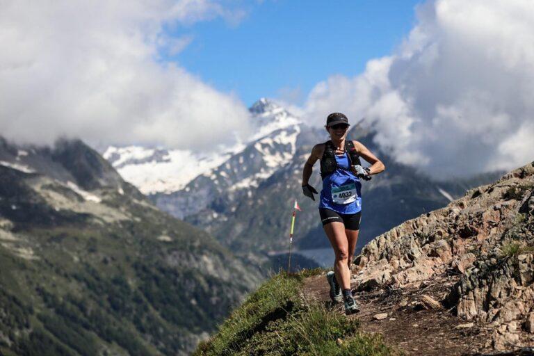 Hillary Gerardi - 2021 Mont Blanc 90k champion