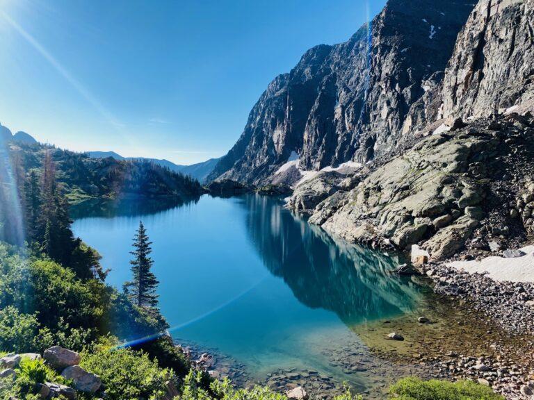 Hannah Green - San Juan Mountains lake