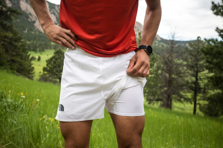 The North Face Stridelight 2 In 1 Short Front