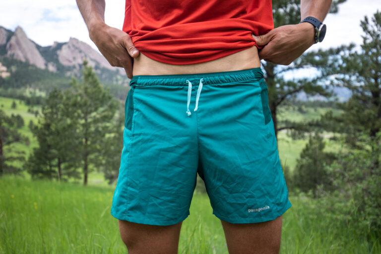 Patagonia Strider Pro Running Shorts 5''