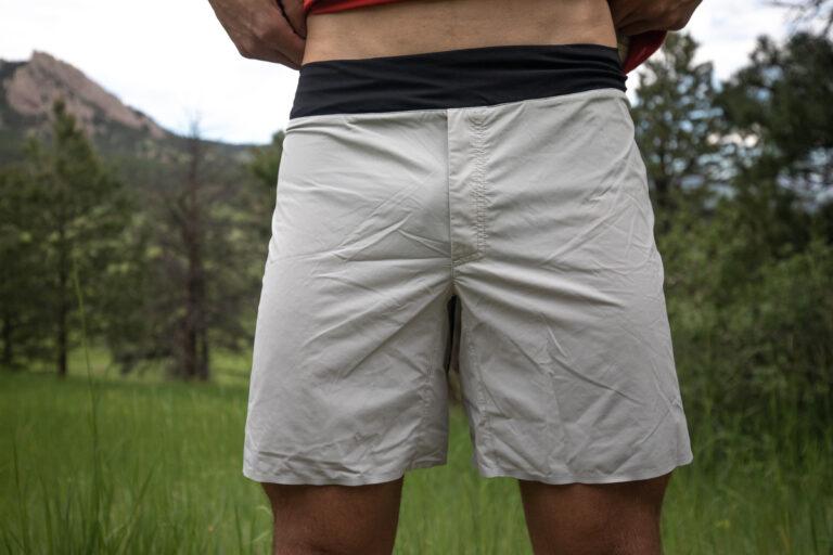 ON Running Lightweight Shorts Front