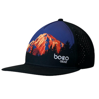 Boco Gear Technical Running Hat product photo - best hats of 2021