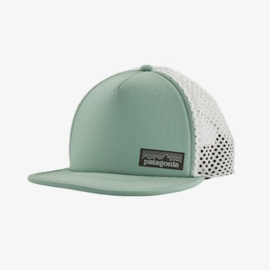Patagonia Duckbill Trucker Hat product photo - best hats of 2021