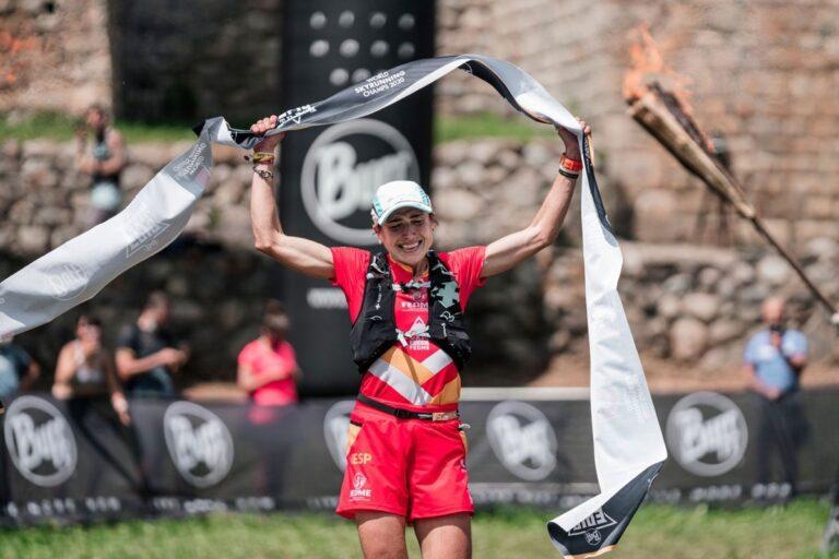 Maite Maiora - 2020 Skyrunning World Championships Sky Ultra champion