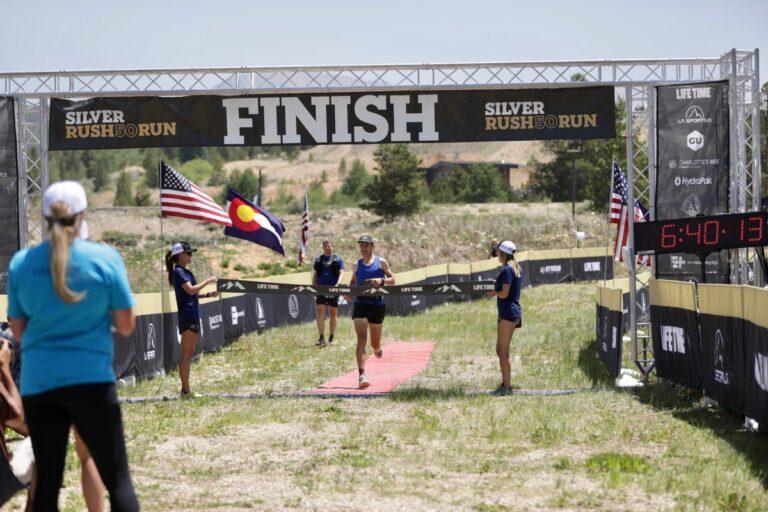 Scott Spillman - 2021 Silver Rush 50 Mile champion