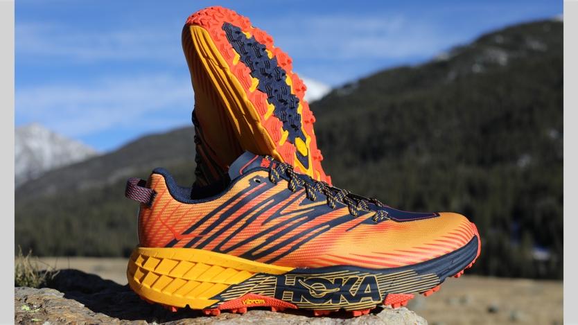 Best Trail Running Shoes - Hoka Speedgoat 4