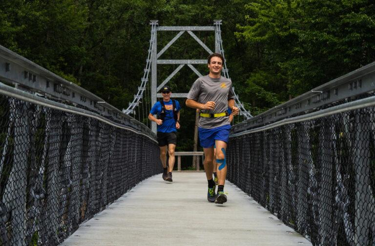 Ben Feinson Long Trail FKT Effort
