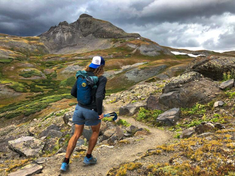 high country running adventure