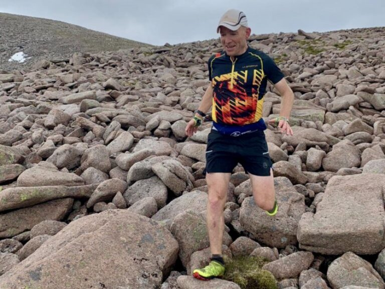 Kim Collison - 2021 Munros record