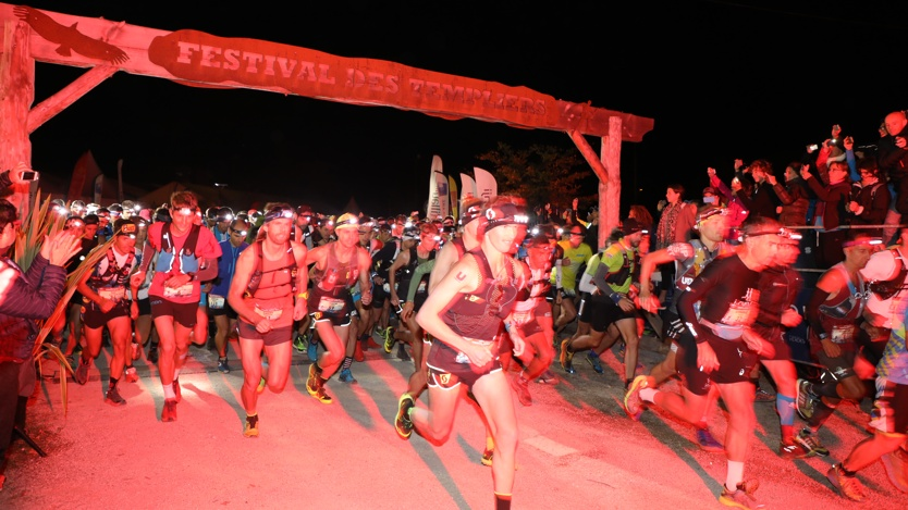 Western States Golden Ticket - Les Templiers