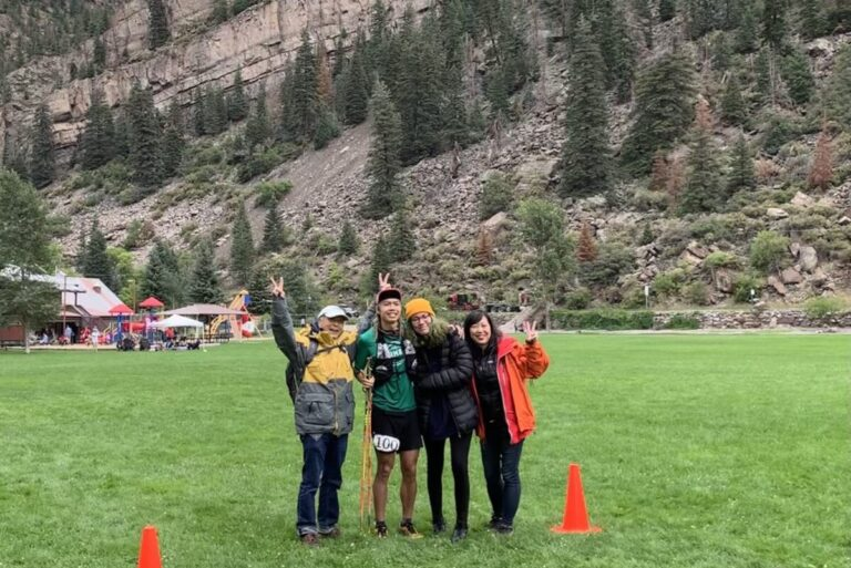 Anthony Lee, 2021 Ouray 100 Winner