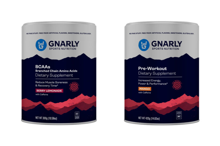 Gnarly Nutrition - BCAAs and Pre-Workout